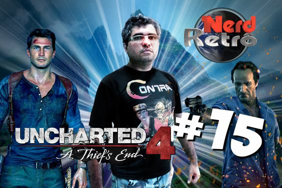 UNCHARTED 4 - Capítulo 13: Ilhados - Gameplay em Português PT-BR! - NERD...
