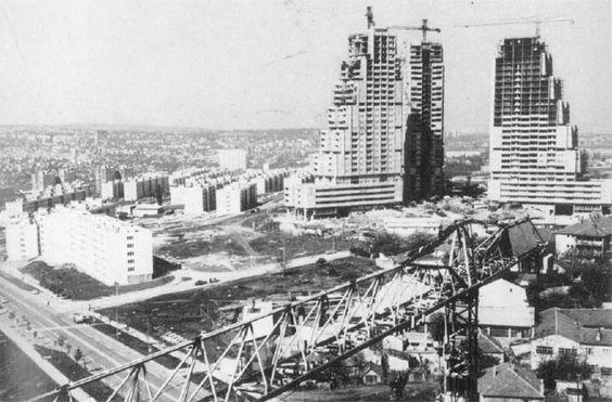 Konjarnik izgradnja Istočne kapije Beograda