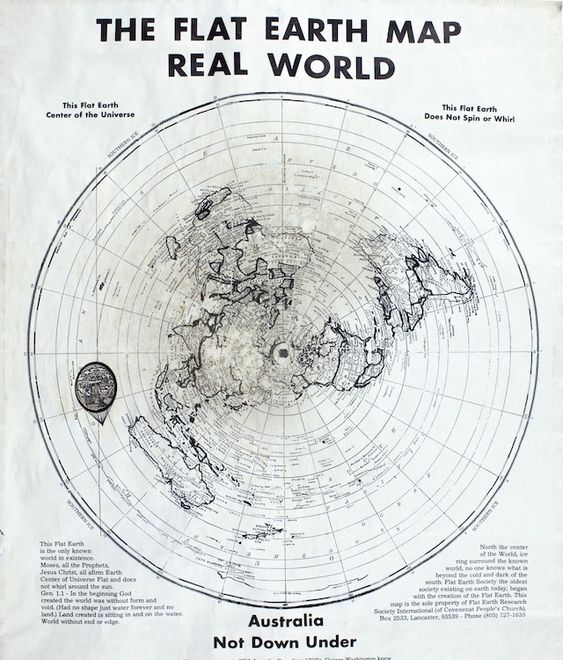 Flat earth map pdf gumiabroncs Gallery