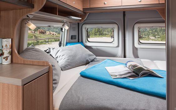 Sleeping - Knaus, Caravans, Wohnwagen, Wohnmobile, Reisemobile: Infos zu Modellen, Qualität, Produktion, Technik, Innovatives News