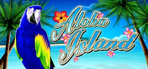 Aloha Island Free Slot by Bally