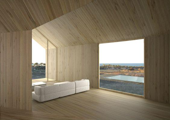 Lacecalhabitar.madeira - [ Arquitectura > Consultoria > Casas na Comporta ]