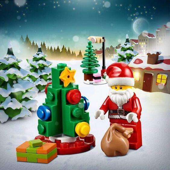 LEGO - Papá Noel