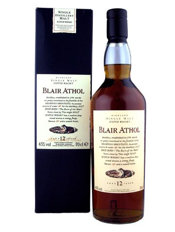 Single Malts Direct :: Blair Athol 12 Year Old Flora & Fauna Now £42 :: One Day Only :: 10th February, 2015