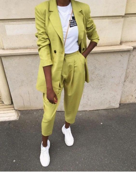 Terninho Feminino 2022: Tendências de Moda