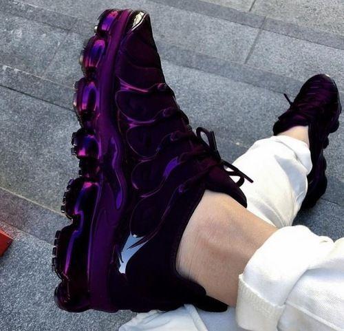 Purple Haze VaporMax Plus ( Boys to Men