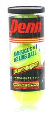 Penn Yellow Championship Extra Duty Tennis Balls « Store Break