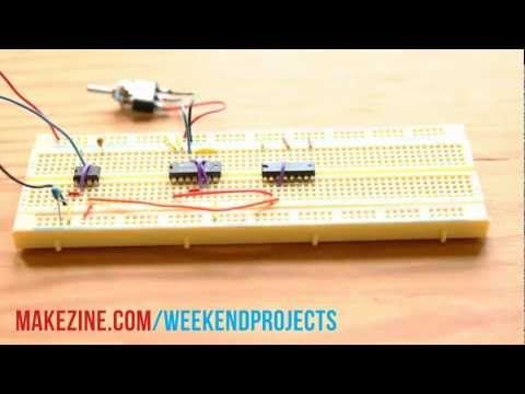 Weekend projects, Project projects and Electronics on Pinterest