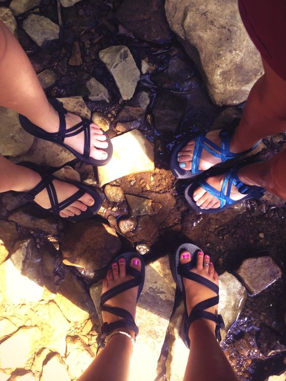 The good life #Chacos