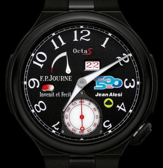 OCTA SPORT INDY 500 LIMITED EDITION, FP Journe Timepieces and Luxury Watches on Presentwatch