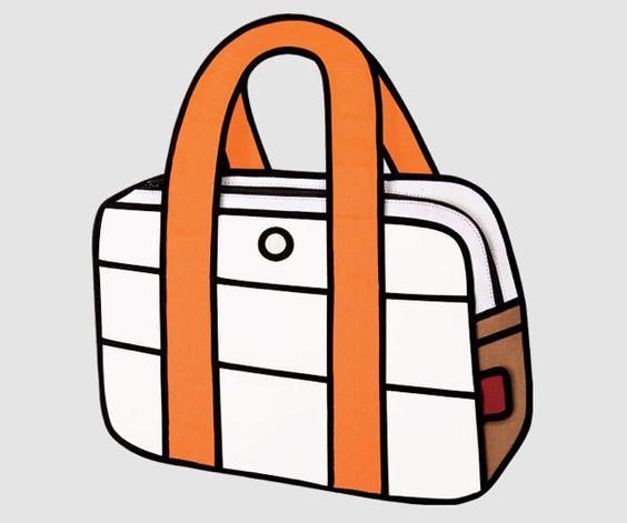 Jump From Paper handbags