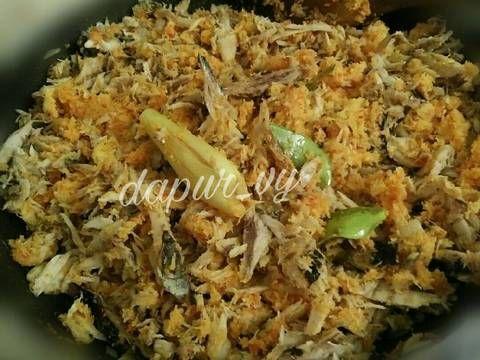 Resep Serundeng Tongkol Pedas Oleh Dapurvy Resep Resep Masakan Makanan Dan Minuman