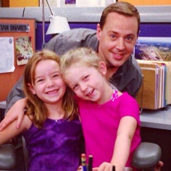 Sean s dcerami