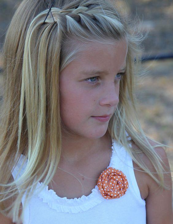 Tween Hairstyles Tutorials In Photos Braids Tween And Hair