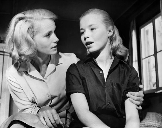 Exodus (1960) - Eva Marie Saint & Jill Haworth: