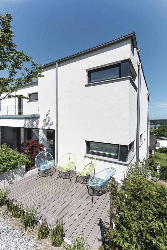 Fertighaus villa mit pool  Pinterest • ein Katalog unendlich vieler Ideen