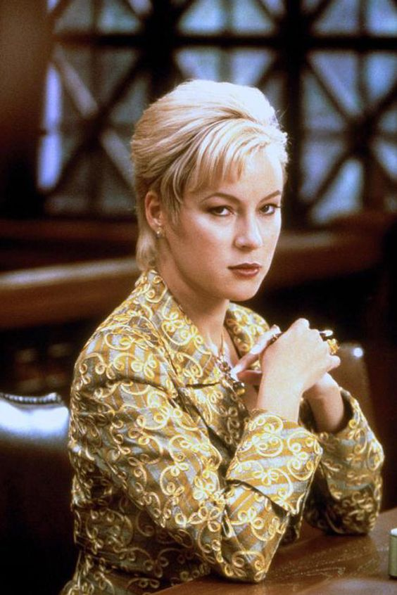 Jennifer Tilly In Liar Liar I Love Her As A Blonde With