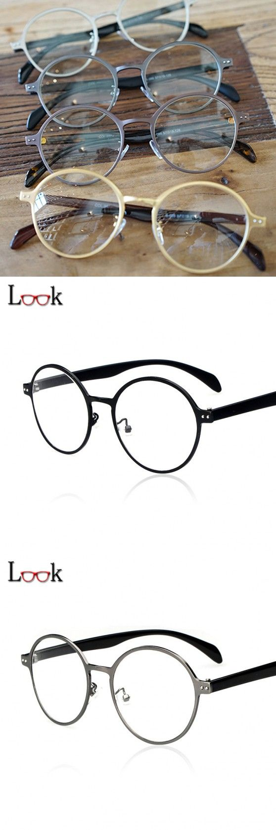 New 2016 Brand Myopia Glasses Frame Eyeglasses Optical Eye Glasses Frame For Women Men Prescription Eyewear Lentes Opticos gafas $8.38