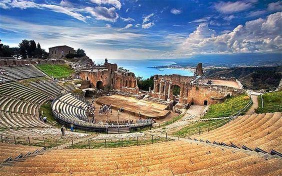 Summer in Sicily