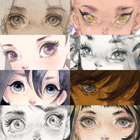 25 Impressive Ways To Draw An Eye Easily In 2020 Drawing Cartoon Faces Cartoon Art Styles Cartoon Drawings