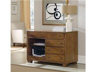 Hooker Furniture Home Office Darden Utility File 5133 10413 At Strobler  Home Furniture   Strobler