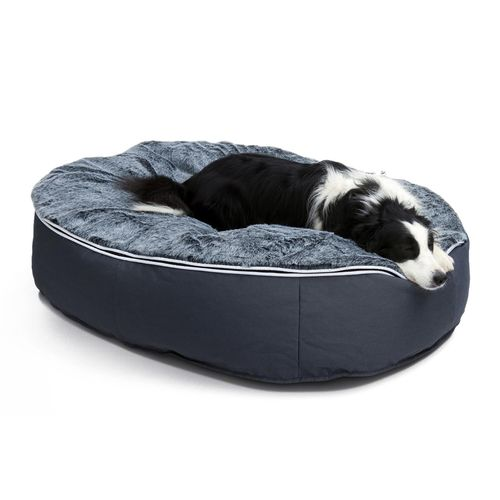 Black Cushion Dog Beds Made Of Bean Bags By Ambient Lounge Dog Bean Bag Outdoor Pet Bed Designer Dog Beds