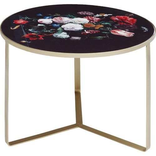Kare Design Flores Side Table Wayfair Co Uk In 2020 Side Table Retro Side Table Furniture Makeover Inspiration