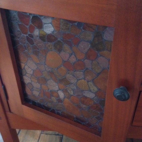 Pinterest the world s catalog of ideas for Make your own stained glass window film
