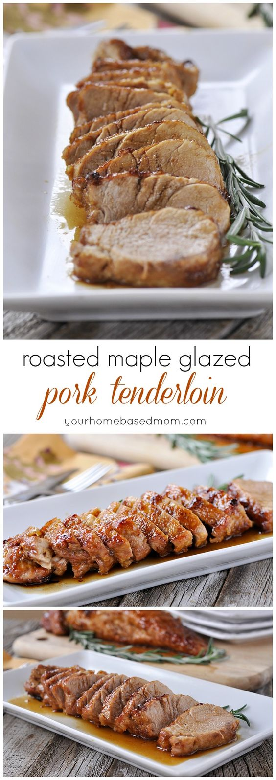 Pork tenderloin maple syrup recipe