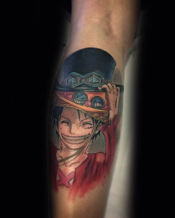 Top 71 One Piece Tattoo Ideas 2020 Inspiration Guide One Piece Tattoos Shoulder Piece Tattoo Back Piece Tattoo