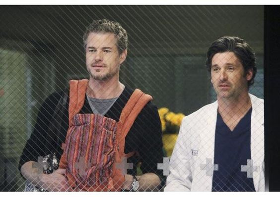We Love Grey's Anatomy: A amizade de Derek e Mark