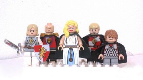 Game of Thrones LEGO Minifigs