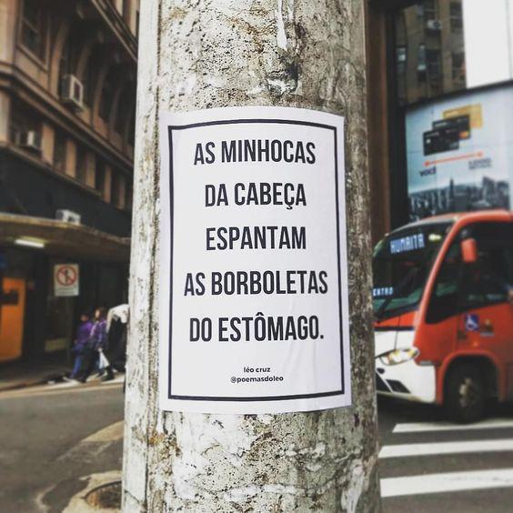 "@olheosmuros on Instagram: ""Porto Alegre, RS. Foto enviada por @poemasdoleo Foto por: @jessica_assis18 #poema #poesia #poeta #empreendedorismo #versos #frases…"""