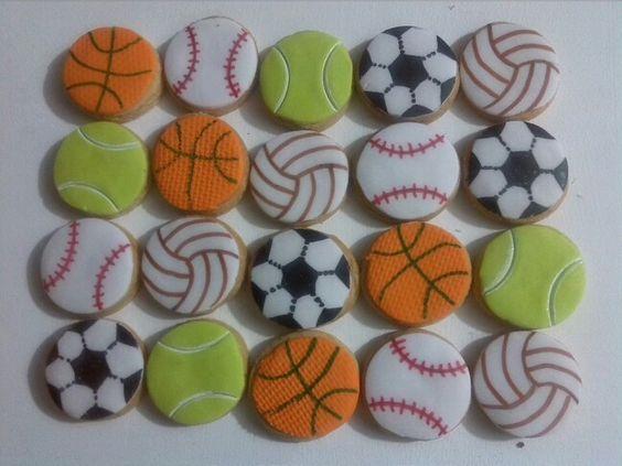 Galletas deportes