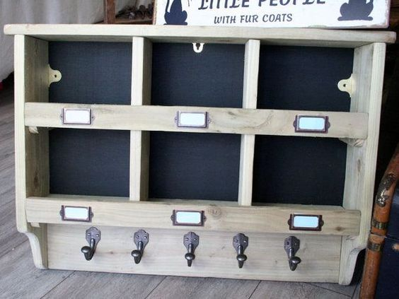 Storage Cubbies Above Hooks Google Search Mail Card