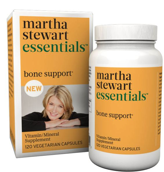 Support your skeleton this Halloween with Martha Stewart Essentials Bone Support! #marthastewartessentials