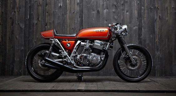 pinterest.com/fra411 #motorbike - Honda CB750 1975 By Twinline Motorcycles
