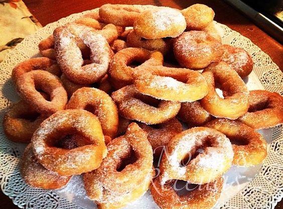 Rosquinha frita | Brasileira | Receitas Gshow