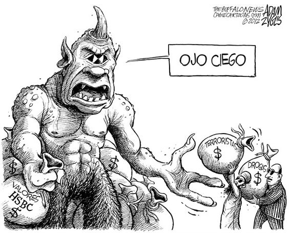 HSBC: o escândalo de lavagem de dinheiro