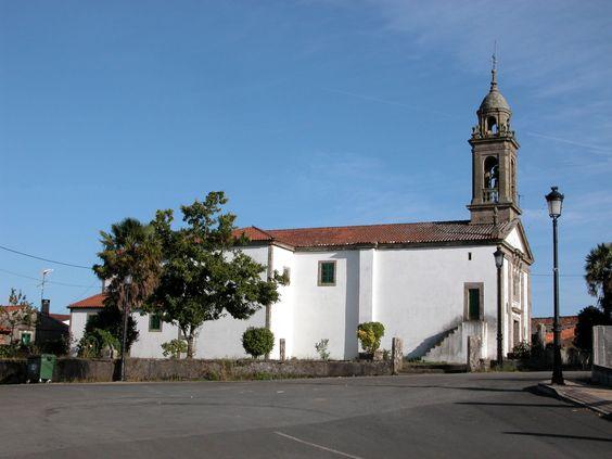 O Pedrouzo, La Coruña, Camino de Santiago