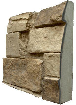 Urestone - Faux stone sheets