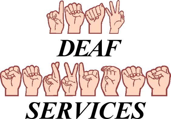 "this is a symbol for a college named ""Deanze College"", and they specialize in Communication Services   for Students Who Are   Deaf or Hard of Hearing. #Deaf & Hard of Hearing"