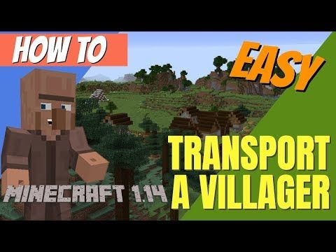 How To Get A Villager To Farm For You