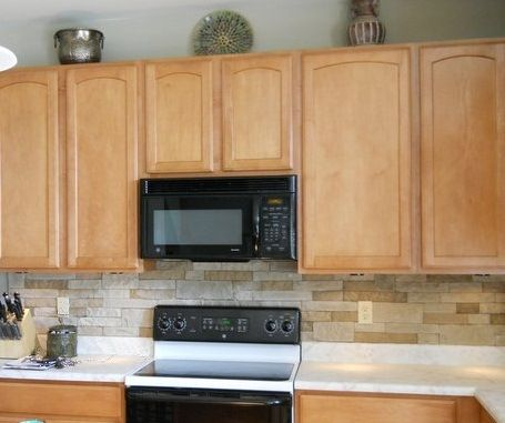 airstone faux stone and kitchen backsplash on pinterest