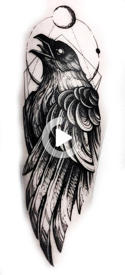 12+ Tatouage corbeau avant bras ideas in 2021