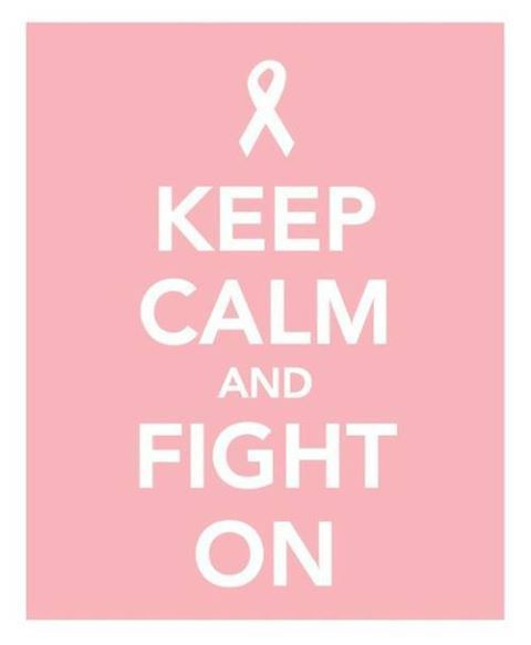 Dear Women, You will get all the support in the world that you need. Do not lose hope and keep fighting! Defeat Breast Cancer!