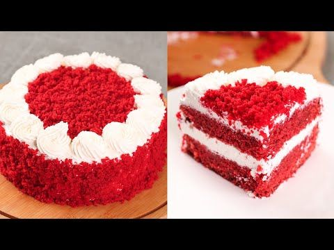 Eggless Red Velvet Cake Valentine 2020 Special Recipe Without Oven N Oven Youtube In 2020 Red Velvet Cake Velvet Cake Special Recipes