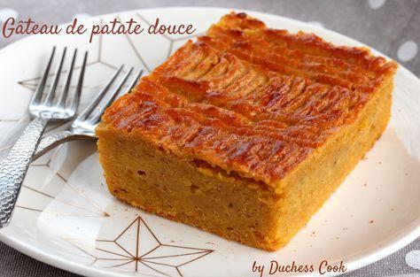 Recette du gâteau patate, dessert traditionnel réunionnais à base de patate douce