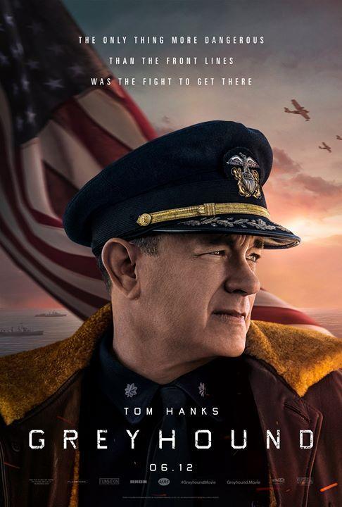 Greyhound Officialtrailer Tomhanks Watch Now Https Ift Tt 2psitl0 In 2020 Tom Hanks Greyhound Full Movies