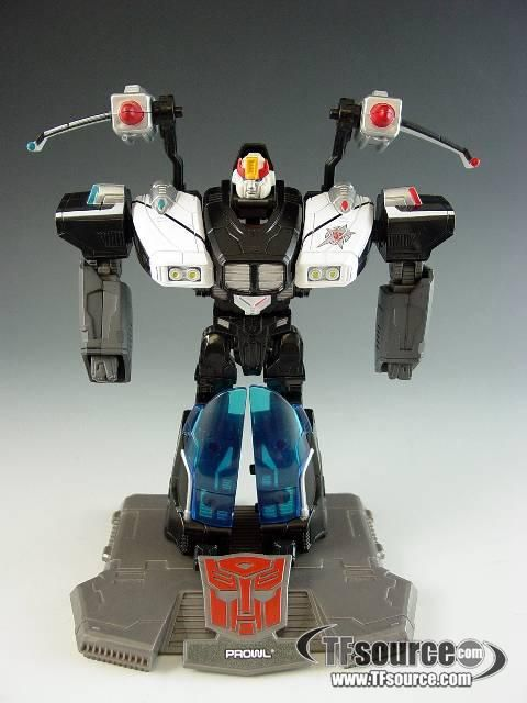 Transformers Platinum Edition Armada Cyclonus Scourge Sweep Loose Figures